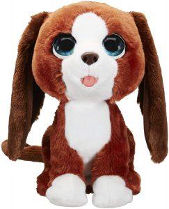 Peluche de Héctor perro aullador - Los mejores peluches de Furreal Friends - Peluches de animales de Furreal Friends - Perro