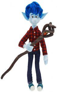Peluche de Ian Lightfoot de Onward de 40 cm - Los mejores peluches de Onward - Peluches de Disney