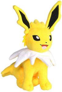 Peluche de Jolteon de Eevee de 20 cm - Los mejores peluches de Jolteon - Peluches de Pokemon
