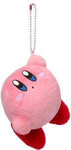Peluche de Kirby de 8 cm de Nintendo - Los mejores peluches de Kirby - Peluches de personaje de Kirby
