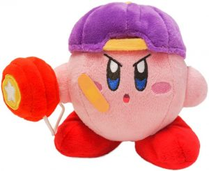 Peluche de Kirby yo-yo de 15 cm de Nintendo - Los mejores peluches de Kirby - Peluches de personaje de Kirby