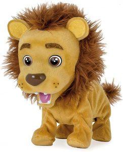 Peluche de Kokum el león clásico - Los mejores peluches de Club Petz - Peluches de animales de Club Petz