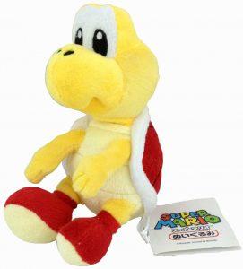 Peluche de Koopa Troopa de 15 cm de Nintendo 2 - Los mejores peluches de Koopa Troopa de Super Mario - Peluches de personaje de Mario