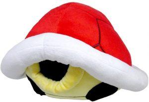 Peluche de Koopa Troopa de caparazón rojo de 38 cm de Nintendo - Los mejores peluches de Koopa Troopa de Super Mario - Peluches de personaje de Mario