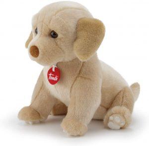 Peluche de Labrador de 24 cm de Trudi - Los mejores peluches de labradores - Peluches de perros