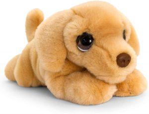 Peluche de Labrador de 25 cm de Keel Toys - Los mejores peluches de labradores - Peluches de perros