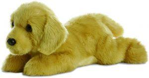 Peluche de Labrador de 30 cm de Aurora - Los mejores peluches de labradores - Peluches de perros