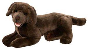 Peluche de Labrador de 36 cm de Carl Dick 2 - Los mejores peluches de labradores - Peluches de perros