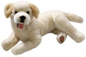 Peluche de Labrador de 36 cm de Carl Dick - Los mejores peluches de labradores - Peluches de perros