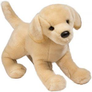 Peluche de Labrador de 41 cm de Cuddle Toys - Los mejores peluches de labradores - Peluches de perros