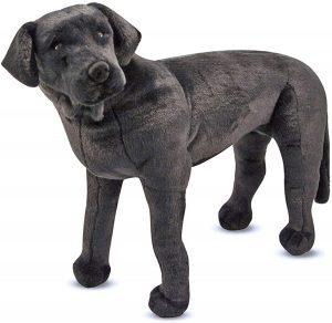 Peluche de Labrador de 61 cm de Melissa and Doug - Los mejores peluches de labradores - Peluches de perros