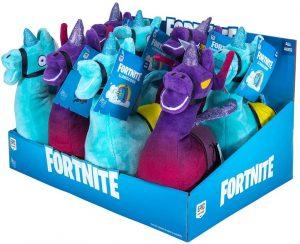 Peluche de Llama de Fortnite de 23 cm - Los mejores peluches de Fortnite - Peluches de personaje de Fortnite