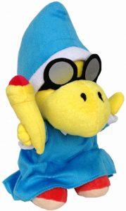 Peluche de Magikoopa de 15 cm de Nintendo - Los mejores peluches de Koopa de Super Mario - Peluches de personaje de Mario