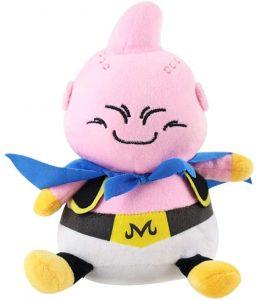 Peluche de Majin Boo de Dragon Ball Z de 20 cm - Los mejores peluches de Dragon Ball Z - Peluches de Dragon Ball Z