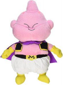 Peluche de Majin Boo de Dragon Ball Z de 25 cm - Los mejores peluches de Majin Boo - Bubú de Dragon Ball Z - Peluches de Dragon Ball Z