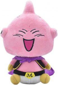 Peluche de Majin Buu de Dragon Ball Z de 15 cm - Los mejores peluches de Dragon Ball Z - Peluches de Dragon Ball Z