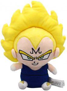 Peluche de Majin Vegeta de 15 cm - Los mejores peluches de Vegeta de Dragon Ball Z - Peluches de Dragon Ball Z