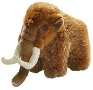 Peluche de Mamut de Carl Dick de 18 cm - Los mejores peluches de mamuts - Peluches de animales