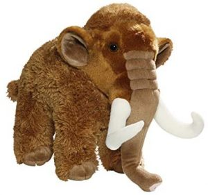 Peluche de Mamut de Carl Dick de 36 cm - Los mejores peluches de mamuts - Peluches de animales