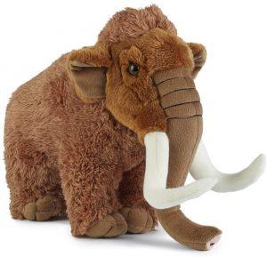Peluche de Mamut de Living Nature de 29 cm - Los mejores peluches de mamuts - Peluches de animales