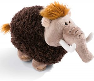 Peluche de Mamut de NICI de 25 cm - Los mejores peluches de mamuts - Peluches de animales