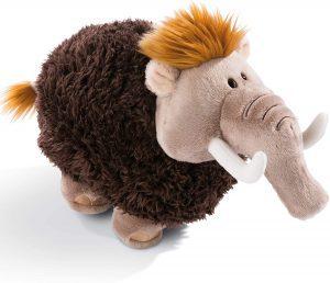 Peluche de Mamut de NICI de 33 cm - Los mejores peluches de mamuts - Peluches de animales