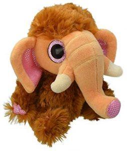 Peluche de Mamut de Orbys de 15 cm - Los mejores peluches de mamuts - Peluches de animales