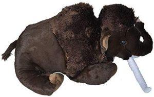 Peluche de Mamut de Wild Republic de 104 cm - Los mejores peluches de mamuts - Peluches de animales