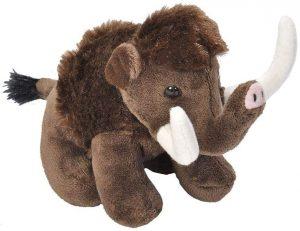 Peluche de Mamut de Wild Republic de 15 cm - Los mejores peluches de mamuts - Peluches de animales