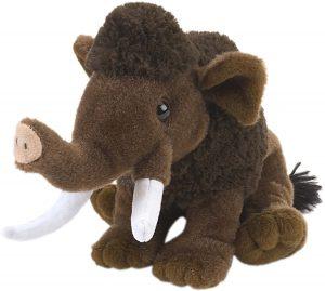 Peluche de Mamut de Wild Republic de 20 cm - Los mejores peluches de mamuts - Peluches de animales
