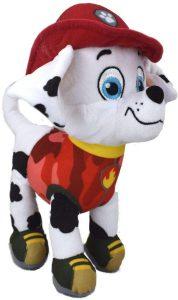 Peluche de Marshall de la Patrulla Canina de 28 cm - Los mejores peluches de la Patrulla Canina - Peluches de la Patrulla Canina