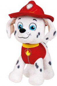 Peluche de Marshall de la Patrulla Canina de 30 cm - Los mejores peluches de la Patrulla Canina - Peluches de la Patrulla Canina