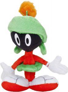 Peluche de Marvin el Marciano de 30 cm - Los mejores peluches de Marvin de los Looney Tunes - Peluches de dibujos animados