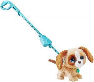 Peluche de Maxi perro - Los mejores peluches de Furreal Friends - Peluches de animales de Furreal Friends - Perro paseos