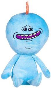 Peluche de Meeseeks de Rick y Morty de 31 cm - Los mejores peluches de Rick y Morty - Peluches de series animadas