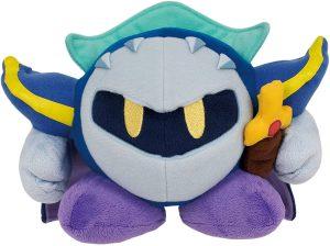 Peluche de Meta Knight de 14 cm de Nintendo - Los mejores peluches de Kirby - Peluches de personaje de Kirby