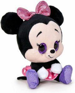 Peluche de Mickey Mouse Famosa Softies de 15 cm - Los mejores peluches de Minnie Mouse - Peluches de Disney