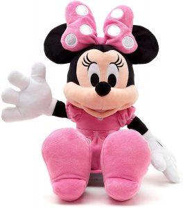 Peluche de Minnie Mouse de Disney de 45 cm - Los mejores peluches de Minnie Mouse - Peluches de Disney
