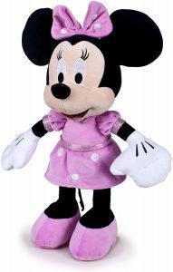 Peluche de Minnie Mouse de Famosa de 43 cm - Los mejores peluches de Minnie Mouse - Peluches de Disney