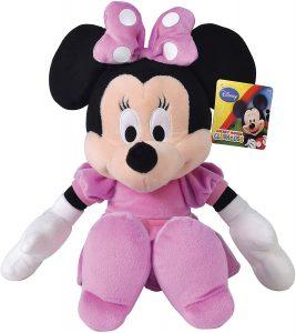 Peluche de Minnie Mouse de Grandi Giochi de 25 cm - Los mejores peluches de Minnie Mouse - Peluches de Disney
