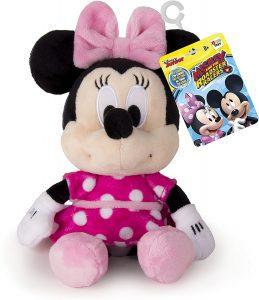 Peluche de Minnie Mouse de IMC Toys de 22 cm - Los mejores peluches de Minnie Mouse - Peluches de Disney