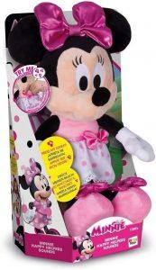 Peluche de Minnie Mouse de IMC Toys de 25 cm - Los mejores peluches de Minnie Mouse - Peluches de Disney
