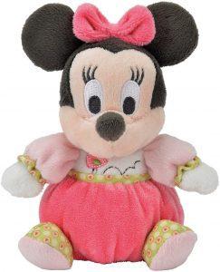 Peluche de Minnie Mouse de Simba de 19 cm - Los mejores peluches de Minnie Mouse - Peluches de Disney