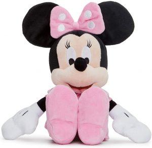 Peluche de Minnie Mouse de Simba de 25 cm - Los mejores peluches de Minnie Mouse - Peluches de Disney