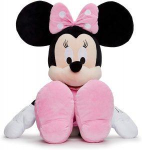 Peluche de Minnie Mouse de Simba de 61 cm - Los mejores peluches de Minnie Mouse - Peluches de Disney