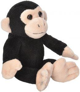 Peluche de Mono ardilla de Wild Republic de 15 cm - Los mejores peluches de monos - Peluches de animales