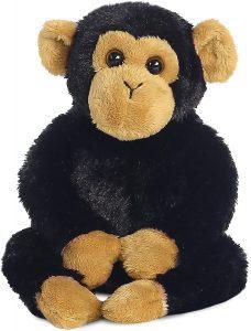 Peluche de Mono de Aurora de 15 cm - Los mejores peluches de monos - Peluches de animales