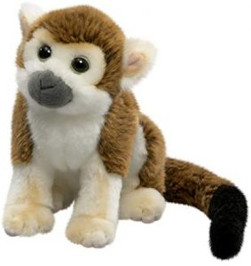 Peluche de Mono de Carl Dick de 20 cm - Los mejores peluches de monos - Peluches de animales