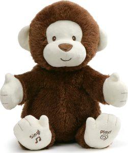 Peluche de Mono de Gund de 30 cm - Los mejores peluches de monos - Peluches de animales