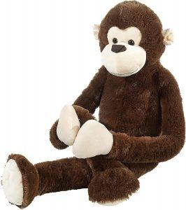 Peluche de Mono de Heunec de 100 cm - Los mejores peluches de monos - Peluches de animales